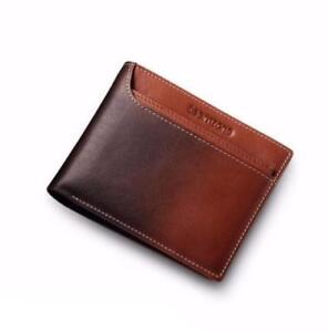 Leather Wallet with Pull-Out Sleeve - Promo Code SAVE5