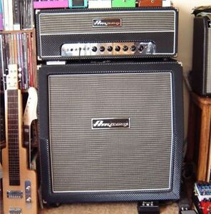 WANTED -AMPEG REVERBEROCKET