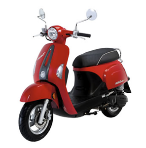 SCOOTER KYMCO NEW SENTO 50i  2013-14 LIQUIDATION 50CC $2399
