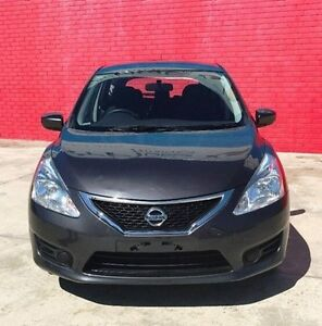 2015 Nissan Pulsar C12 Series 2 ST Grey 1 Speed Constant Variable Hatchback Pakenham Cardinia Area Preview
