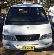 2001 Mercedes-Benz MB Van/Minivan Tweed Heads Tweed Heads Area Preview