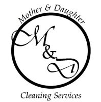Eco-Friendly Mother & Daughter clean team