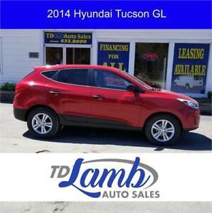 2014 Hyundai Tucson GL