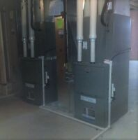 Furnace and Air conditioning --- Repair and Installation