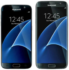 Brand new Bell Samsung galaxy s7 edge black sale/trade