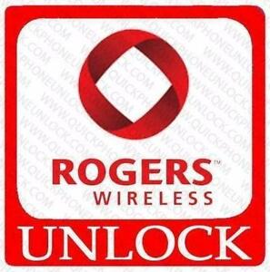 Rogers / Fido UNLOCKING SERVICE --- BLACKBERRY, HTC, LG, MOTOROLA, NOKIA, SAMSUNG, SONY
