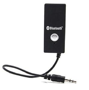 Bluetooth V2.1 Audio Music Receiver Dongle - Black