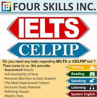 IELTS school for Four Skills