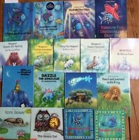 Books by MARCUS PFISTER - $3 each or all 17 for $30