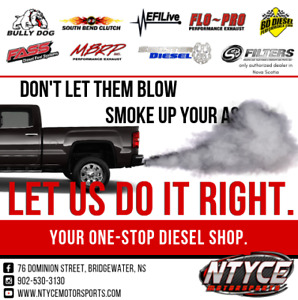 Atlantic Canada's Custom Performance Diesel Tuning Shop