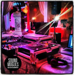 Professional DJ Services for Wedding & Corporate Events.
