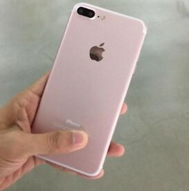 iPhone 7 Plus 32GB Unlock RoseGold NEW BOXED..!!
