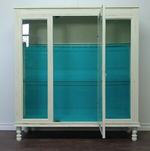 Ombre Display Cabinet