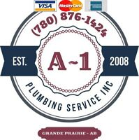 A-1 plumbing / heating grande prairie, Best reviews on google.