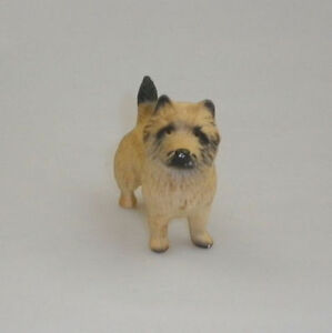"""Vintage BESWICK DOG Figurine """"CAIRN TERRIER"""" (England) ~ AS NEW"""