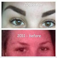 Brow waxing and shaping specialist!