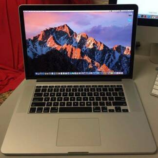 "Apple MacBook Pro Retina 15"" Late 2013 2.6GHz Intel I7 512SSD"