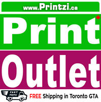 Print Flyers, PostCards, Business Cards, Labels, Coroplasts