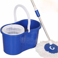 X-MAS GIFT IDEA FOR HER - TOPVAC CYCLONE SPIN MOP ON SALE $44.95
