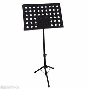 Professional commercial grade Portable Music Stand 80-071