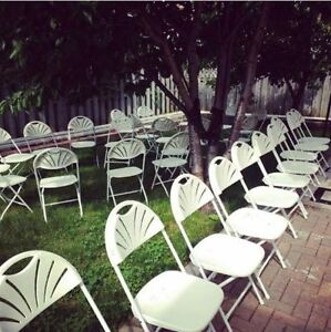 BEST PRICES!! GTA Party Rental - Tables Chairs Tents! Oakville / Halton Region Toronto (GTA) image 2