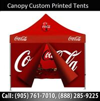 No1 High Brand Quality Advertising Custom Printed Canopy Tents