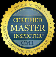 Certified Master Home Inspector - Starting from $149.99
