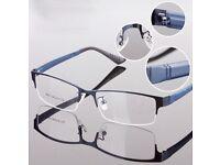 Tr90 supra glasses £35 or 2 for £49 including prescription lenses