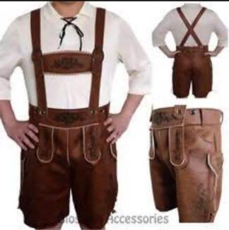 Oktoberfest german dress up costume