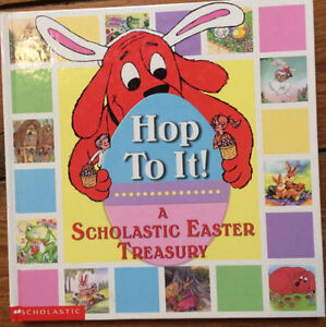 HOP TO IT - Scholastic Easter Treasury 7 books in 1 - $5