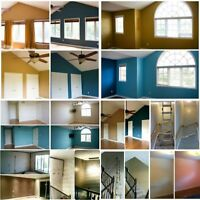 Interior & Exterior | Fully Insured | House Painting