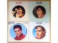 "Elvis ""A Legendary Performer"" 1234 International Lps"