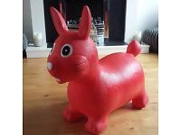 Childrens Soft Play Bunny Bouncer