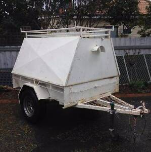 Tradesman's tool trailer Wodonga Wodonga Area Preview