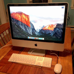 "24"" iMac, 2.8GHz, with 3TB hard drive"