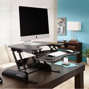 Standing desk - sit/stand, height-adjustable, best on the market