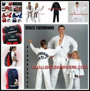 Taekwondo Sparring Gear on sale only @ Benza Sports $ 99.99
