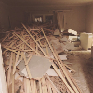 Junk removal and garbage removal 6476860074