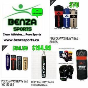TOP QUALITY PUNCHING BAGS ON SALE @ BENZA SPORTS