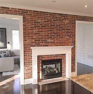 Old Loft Brick - 100 Year Old - Reclaimed Brick Tile