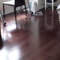 I am a Hardwood Flooring and Staircase Installer in Toronto Area