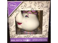Primark chip mug and mrs Potts teapot