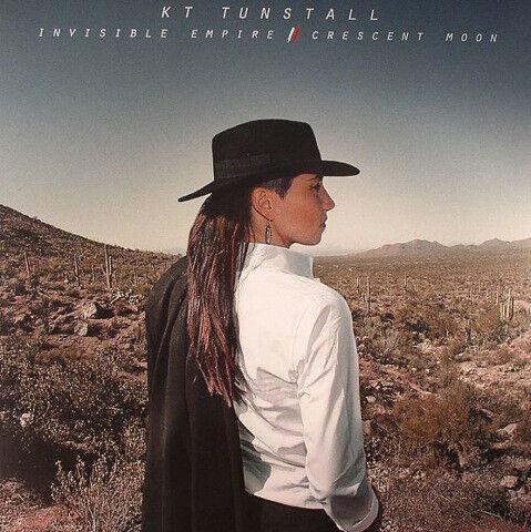 KT Tunstall – Invisible Empire // Crescent Moon Vinyl LP Inc Gatefold NEW