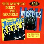 cd - The Mystics - The Mystics Meet The Jarmels