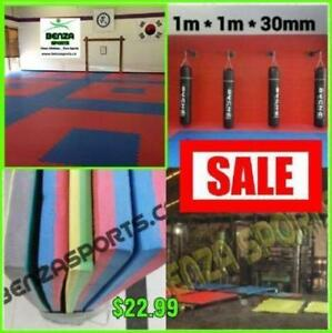 INTERLOCKING PUZZLE MATS FOR HOUSES PLAYROOM HOME GYMS