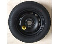 Spare Wheel for Ford Fiesta (2015)