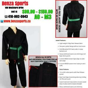 BJJ UNIFORM JIU JITSU UNIFORM TOP QUALITY ON SALE ONLY @ BENZA SPORTS