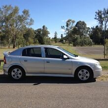 2002 Holden Astra TS CD Silver 4 Speed Automatic Hatchback Salisbury Brisbane South West Preview