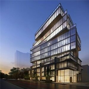 12 DEGREES - Queen West - STUNNING! W/ ROOFTOP POOL & TERRACE