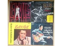 Elvis 68 Special Theme Uk Albums 1st issues